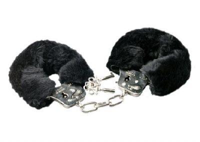 Fury Cuffs zwart