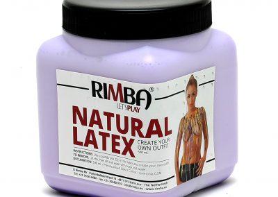 Rimba Vloeibaar Latex paars